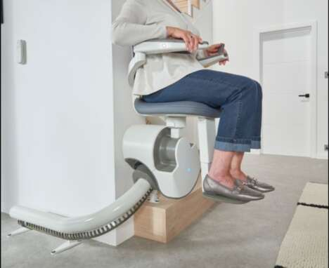 Modern Accessible Stairlifts