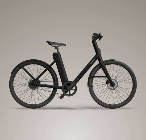 Ultra-Comfortable Electric Bikes