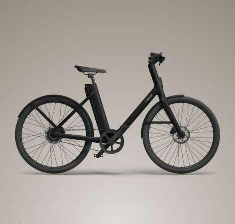 Ultra-Comfortable Electric Bikes