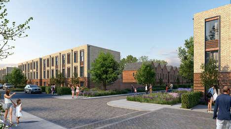 Modern Modular Housing Developments