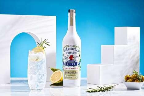 Savory Gin Spirits