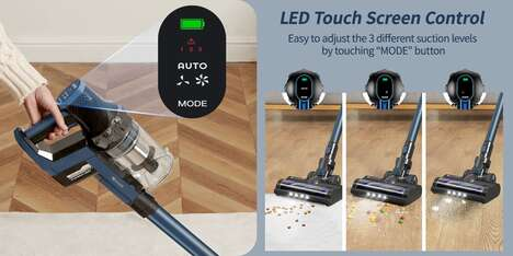Anti-Tangle Smart Vacuums