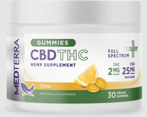 CBD-Branded Collections