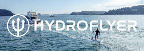 Electric Hydro Foilboards