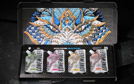 Ready-to-Drink Cocktail Pouches
