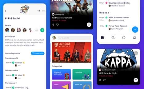Co-Branded Gen Z App Collaborations