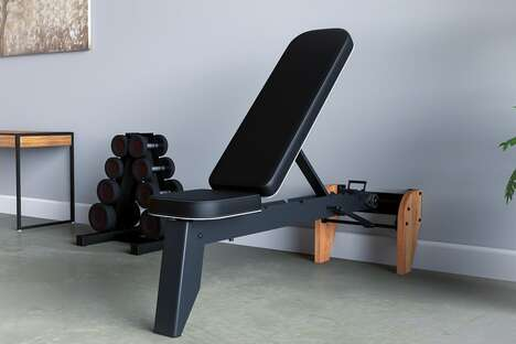 Space-Saving Workout Benches