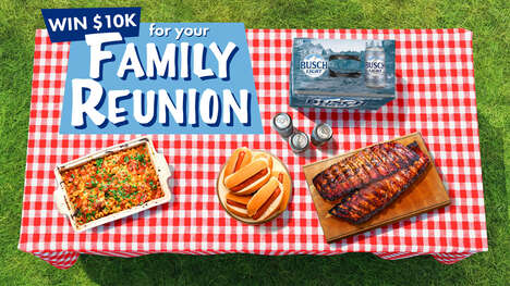 Post-Pandemic Family Reunion Ads
