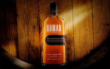 Expertly Blended Whiskey Spirits
