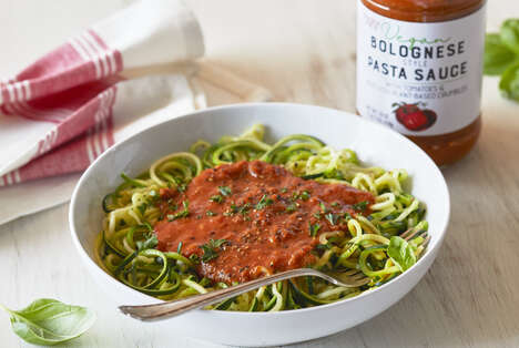 Vegan Pasta Sauces