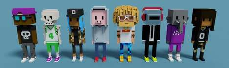 Collectible 3D Avatars