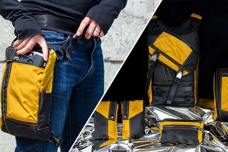 Interchangeable Component Bag Designs