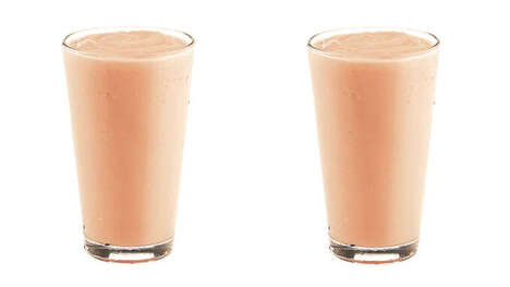Summery Peach Shakes