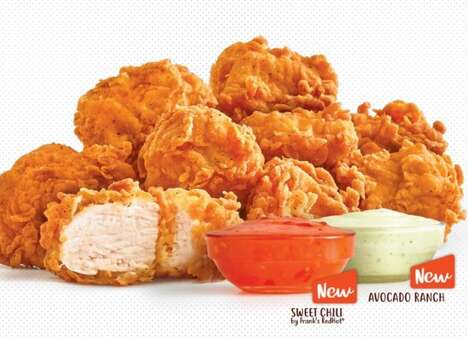 Ultra-Crispy Chicken Nuggets