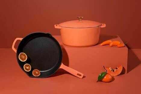 Chromatic Minimalist Cookware