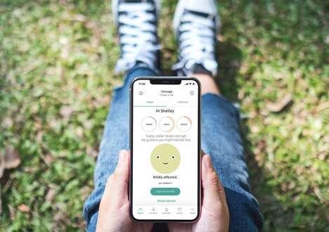 Friendly Seasonal Allergy Apps