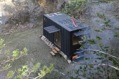 Eco-Focused Mobile Tiny Homes