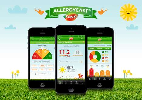 Predictive Seasonal Allergy Apps