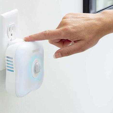 Multifunctional Wall Air Cleaners