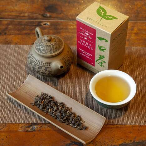 Contemplative GABA-Infused Teas