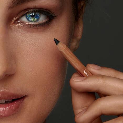 Zero-Waste Eyeliners