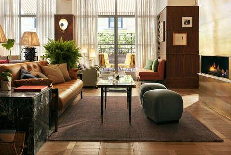 70s-Inspired Italian Hotels