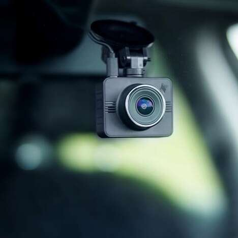 Connected HD Dash Cams