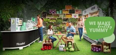 Investor-Backed Produce Plant Developments