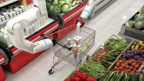Cloud-Based Fresh Produce Replenishments