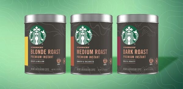 Branded Cafe Instant Coffees
