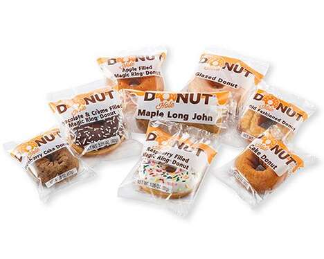 Individually Wrapped Donut Snacks
