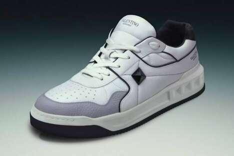Simplistic Luxury Leather Sneakers