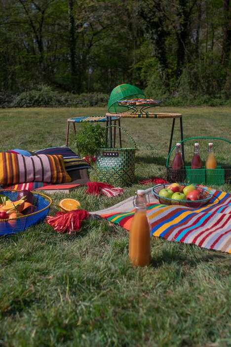 Picnic-Themed Summer Homeware