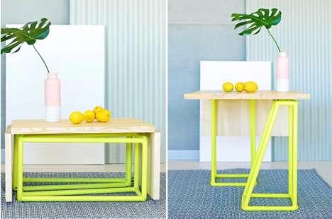 Modular Modern Dining Tables