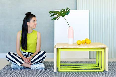 Modular Seating Coffee Tables