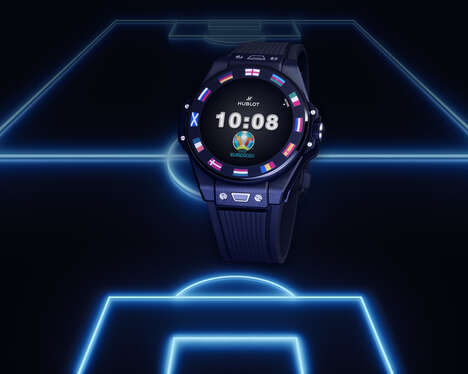 Connected NFT Watches