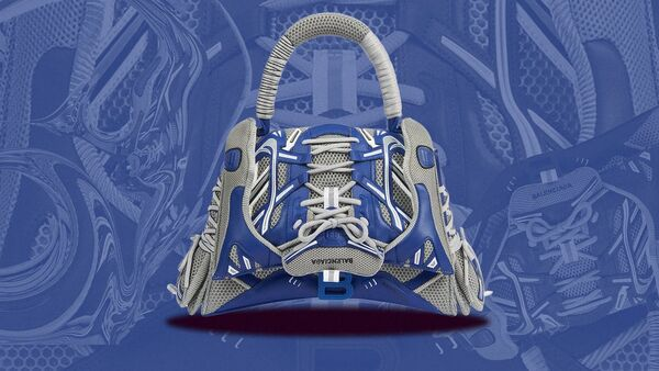 Bizarre Sneaker-Inspired Handbags