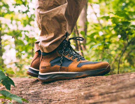 Summertime Canadiana Hiking Shoes