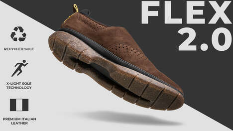 Hand-Crafted 24-Hour Work Shoes