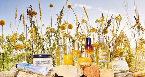 Sustainable Beauty Product Refills