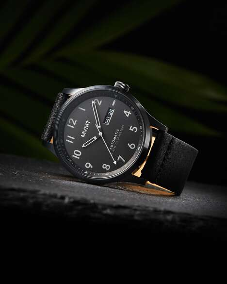 Water-Resistant Tactical Timepieces