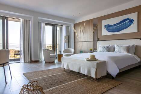 Contemplative Contemporary Hotels