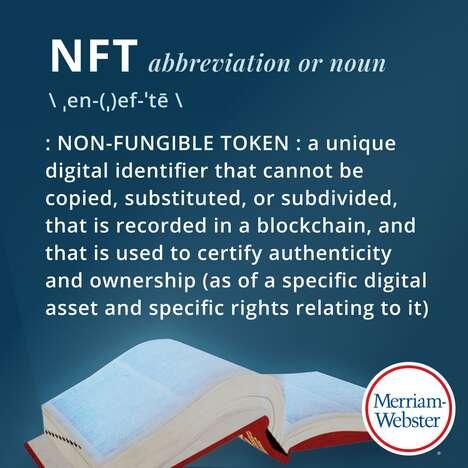Charitable Definition NFTs