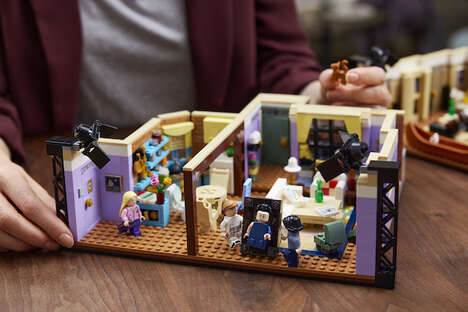 90s Sitcom LEGO Sets