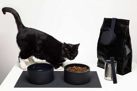 Modern Pet Feeding Accessories
