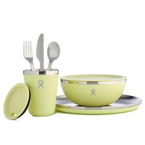 Durable Outdoor Dinnerware