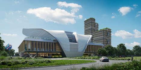 Sustainable Dutch Auditorium Expansions