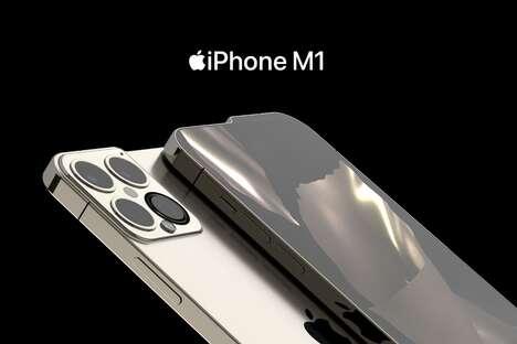 Speedy In-House Processor Smartphones