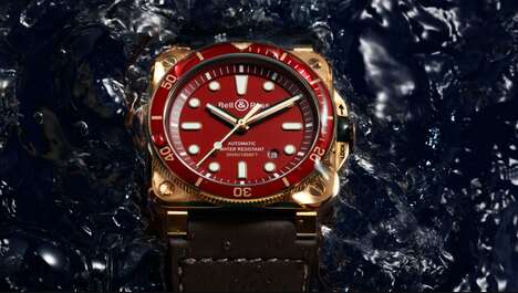 Limited Edition Deep-Sea Dive Watches