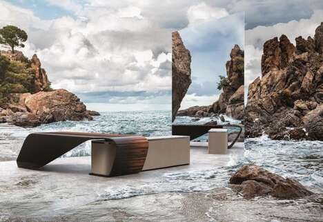 Opulent Automobile Furniture Ranges